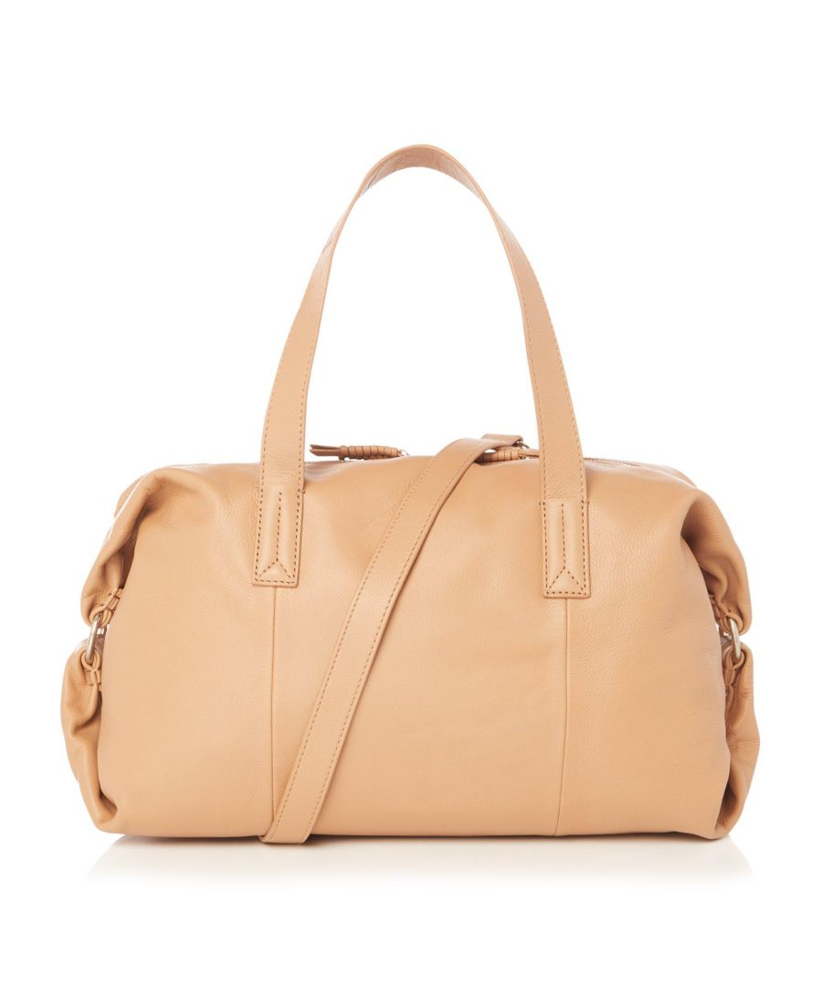Image for Dune DEIGHTONS Large Leather Holdall