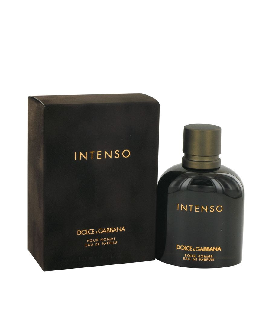 Image for Dolce & Gabbana Intenso Eau De Parfum Spray By Dolce & Gabbana 125 ml