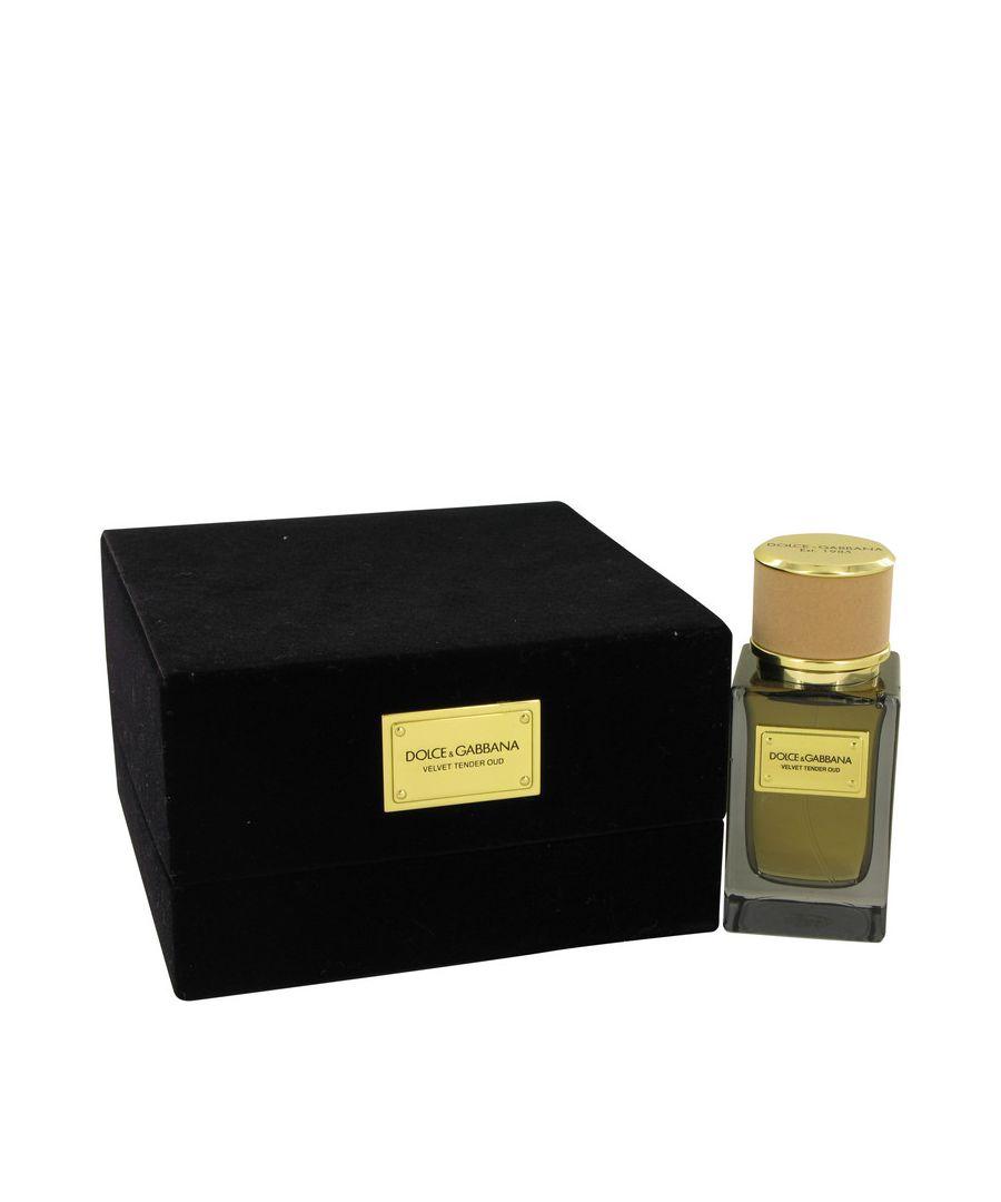 Image for Dolce & Gabbana Velvet Tender Oud Eau De Parfum Spray By Dolce & Gabbana 50 ml