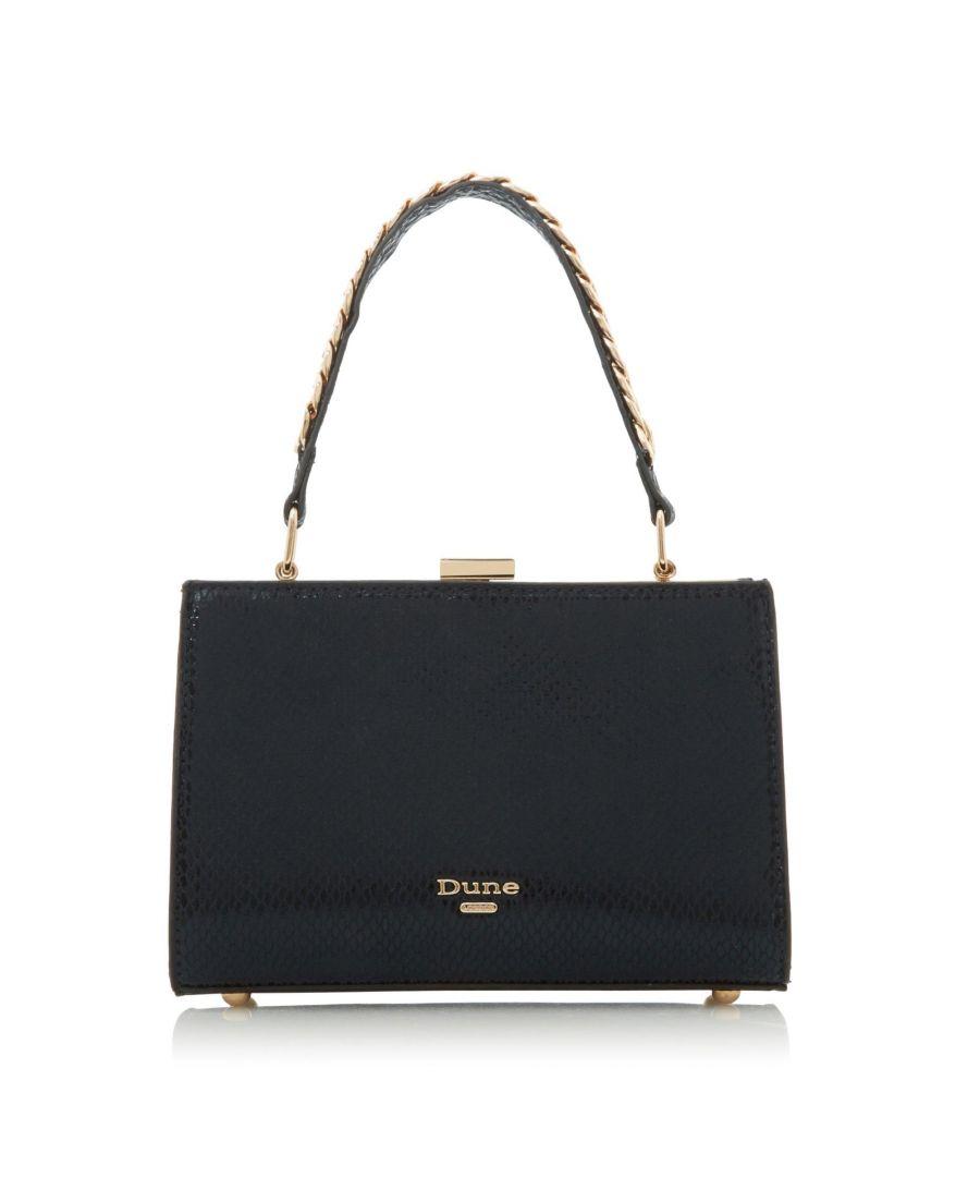 Image for Dune DINKYDLADY Small Chain Handle Frame Bag