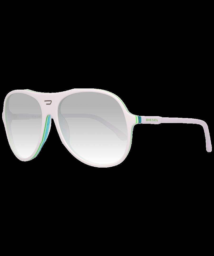 Image for Diesel Sunglasses DL0015 24W 60 Unisex White
