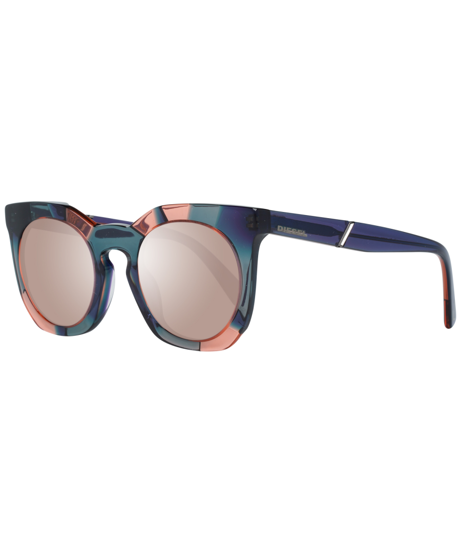 Image for Diesel Sunglasses DL0270 92V 49 Women Multicolor