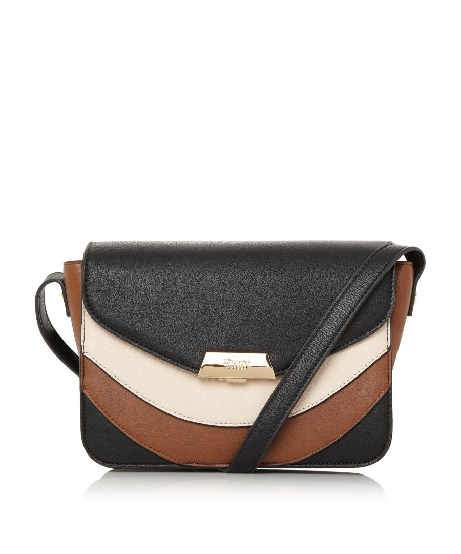 Image for Dune DLARA Striped Cross Body Bag