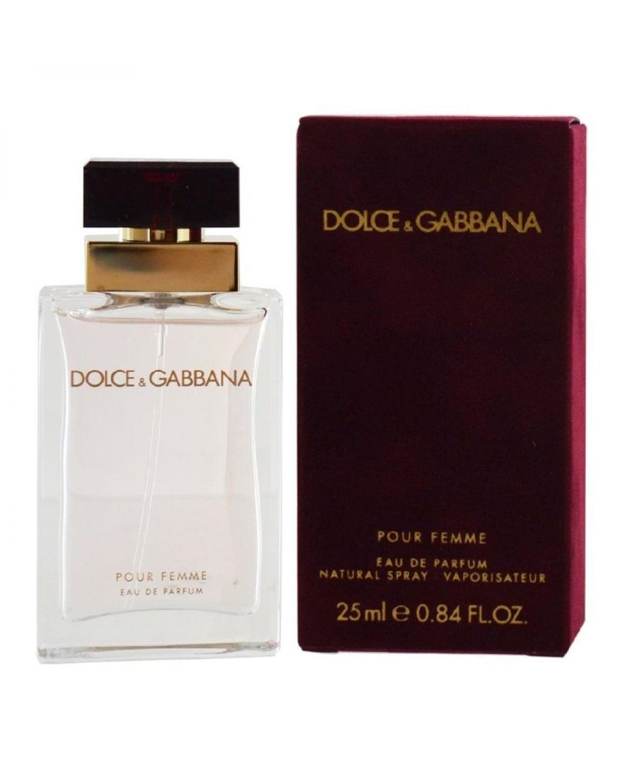 Image for Dolce And Gabbana Pour Femme Eau De Parfum Spray 25Ml