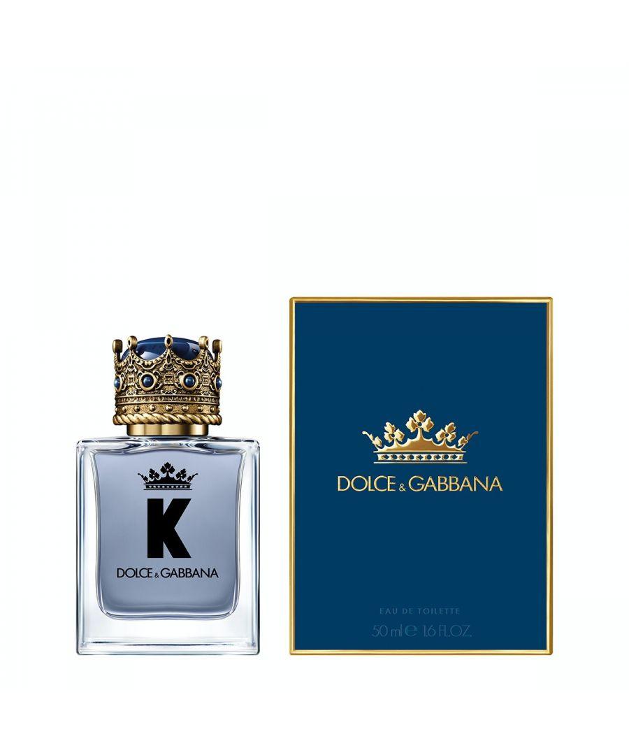 Image for Dolce And Gabbana K Eau De Toilette Spray 50Ml