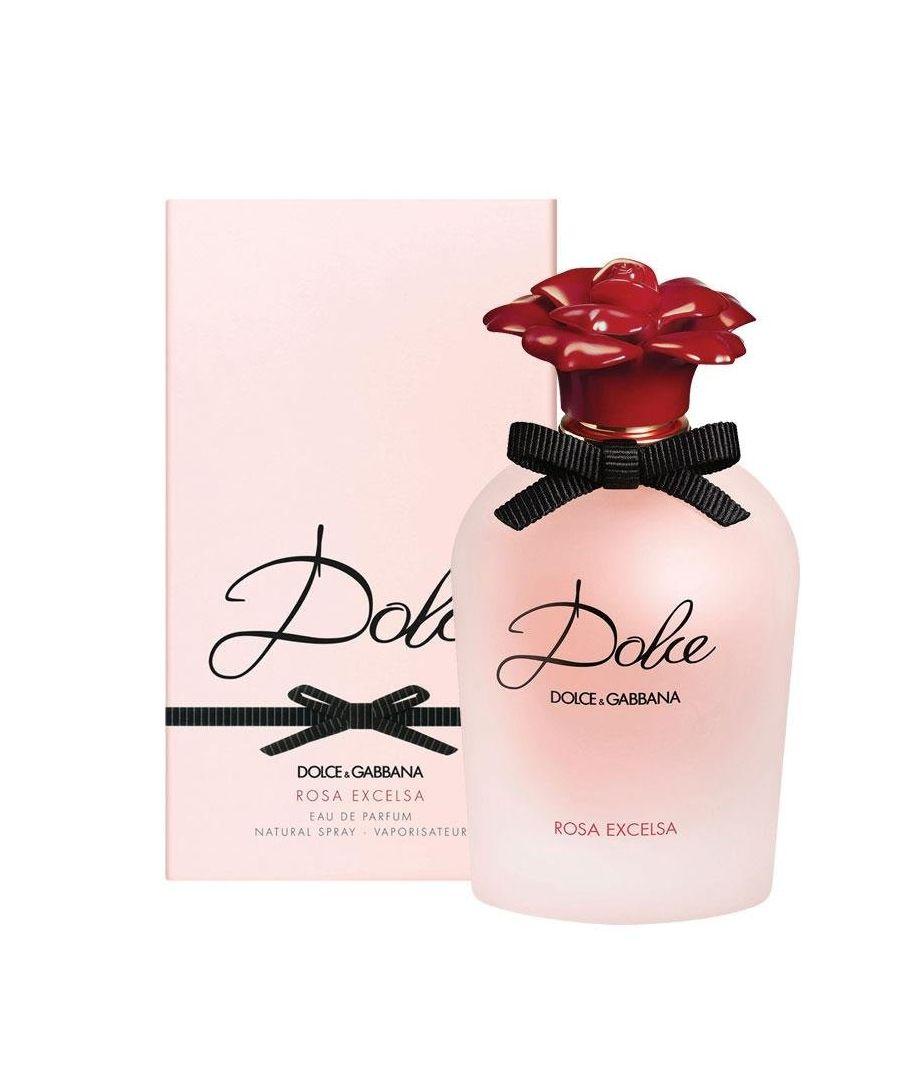 Image for Dolce And Gabbana Dolce Rosa Eau De Parfum Spray 50Ml