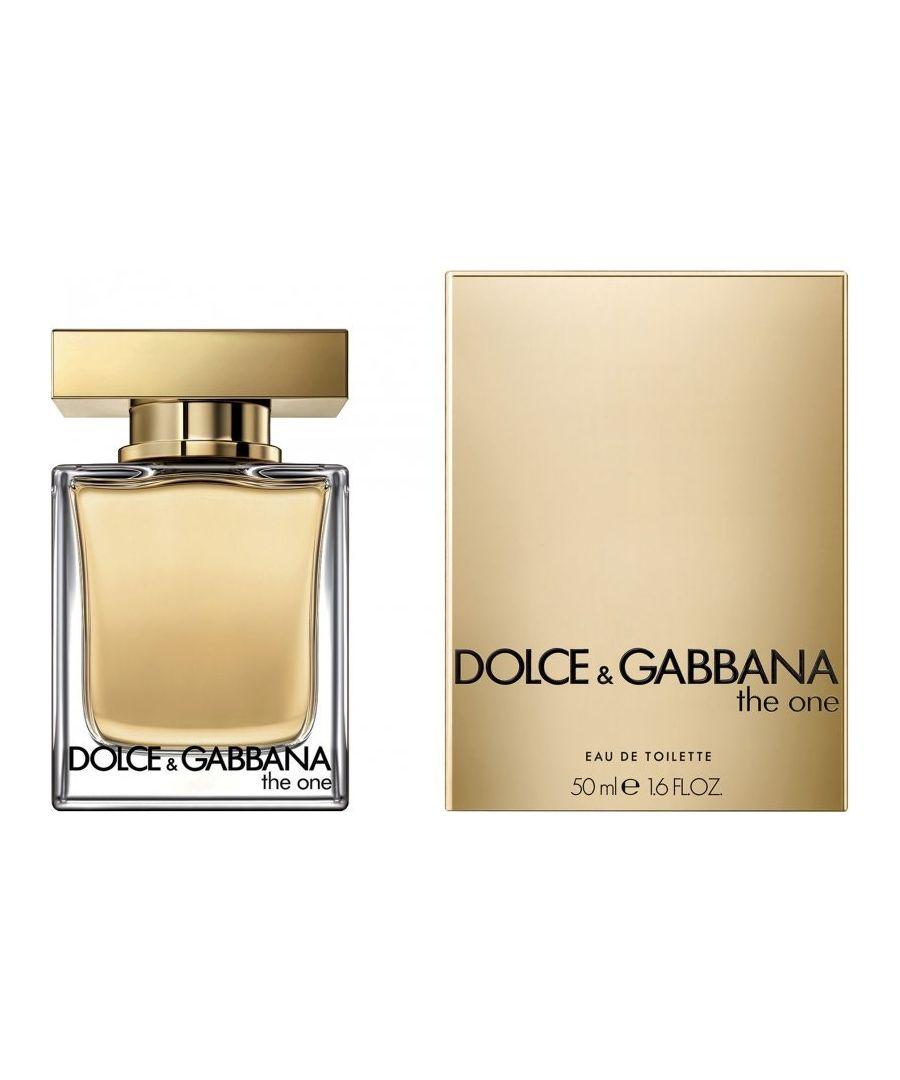Image for Dolce & Gabbana The One Eau de Toilette Spray 50ml
