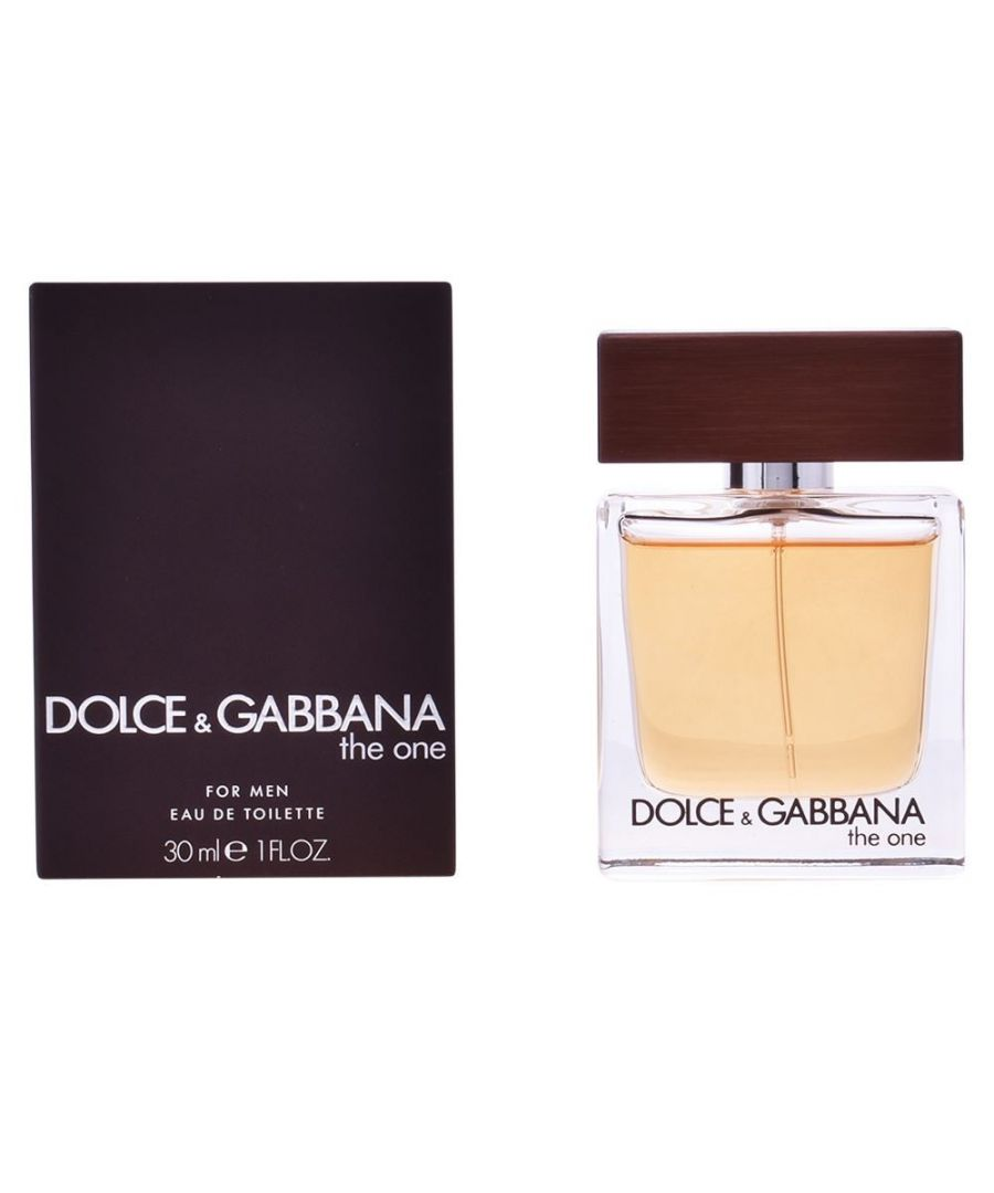 Image for Dolce And Gabbana The One For Men Eau De Toilette Spray 30Ml