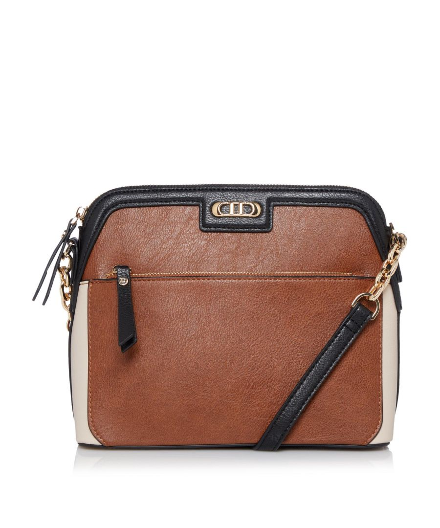 Image for Dune DOLLAR Colour Block Cross-body Casual Bag