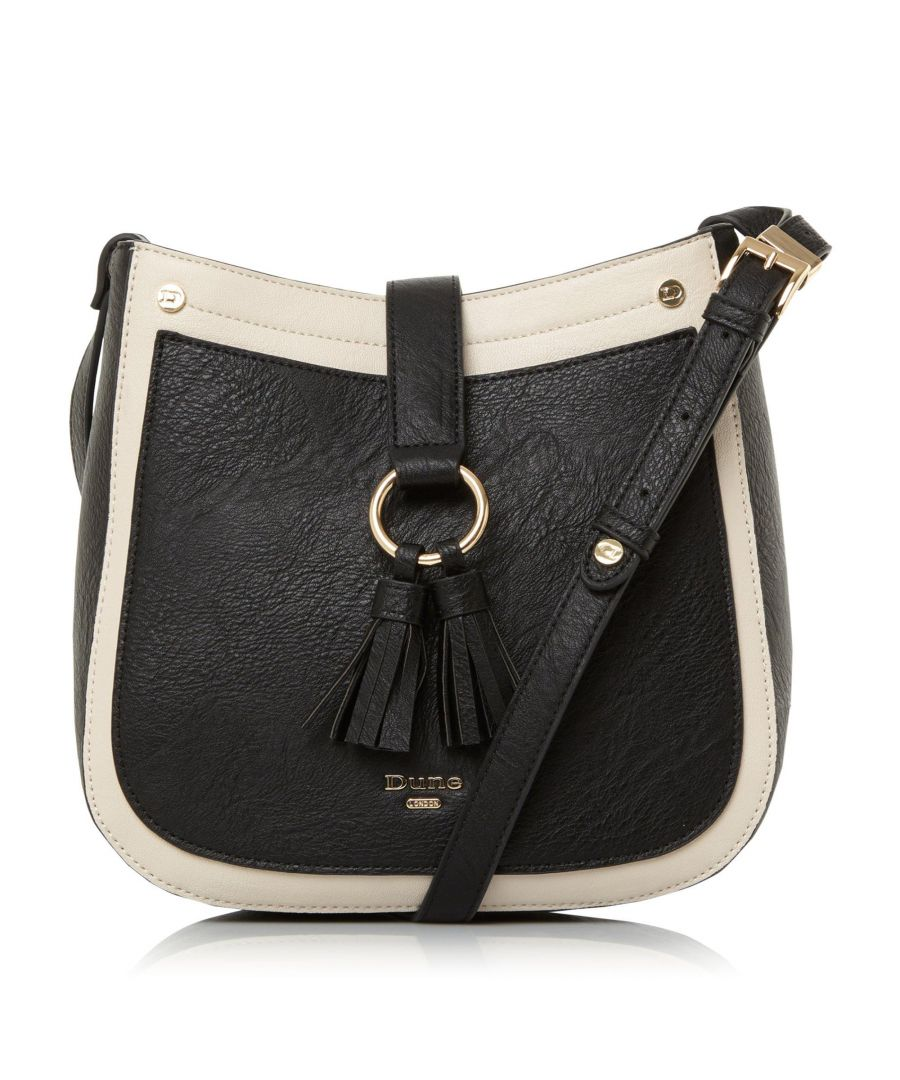 Image for Dune DOORY Small Double Tassel Cross Body Bag