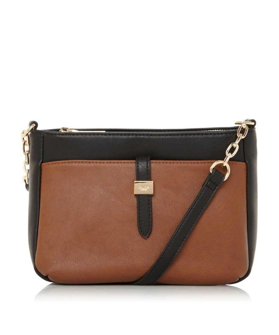 Image for Dune DORREA Multi Compartment Cross Body Bag
