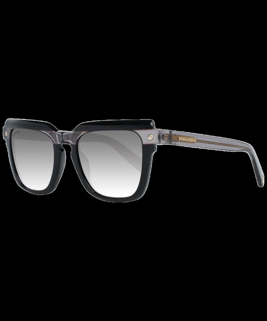 Image for Dsquared2 Sunglasses DQ0285 05B 51 Unisex Black