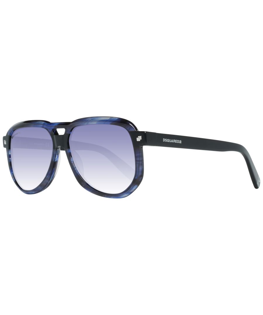 Image for Dsquared2 Sunglasses DQ0286 92W 56 Men Blue