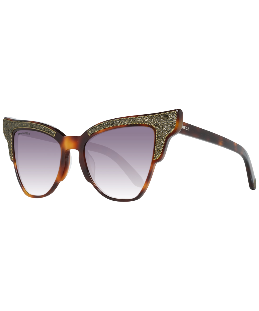 Image for Dsquared2 Sunglasses DQ0314 52B 53 Women Brown