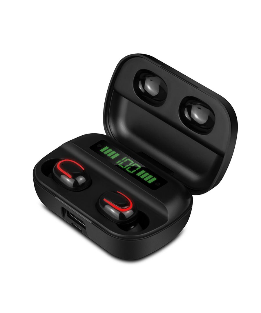 Image for TWS Headphones Smartek TWS-290 with Powerbank