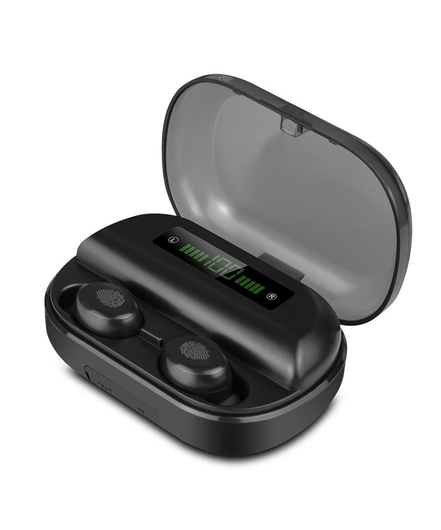 Image for TWS Headphones Smartek TWS-590 with Powerbank