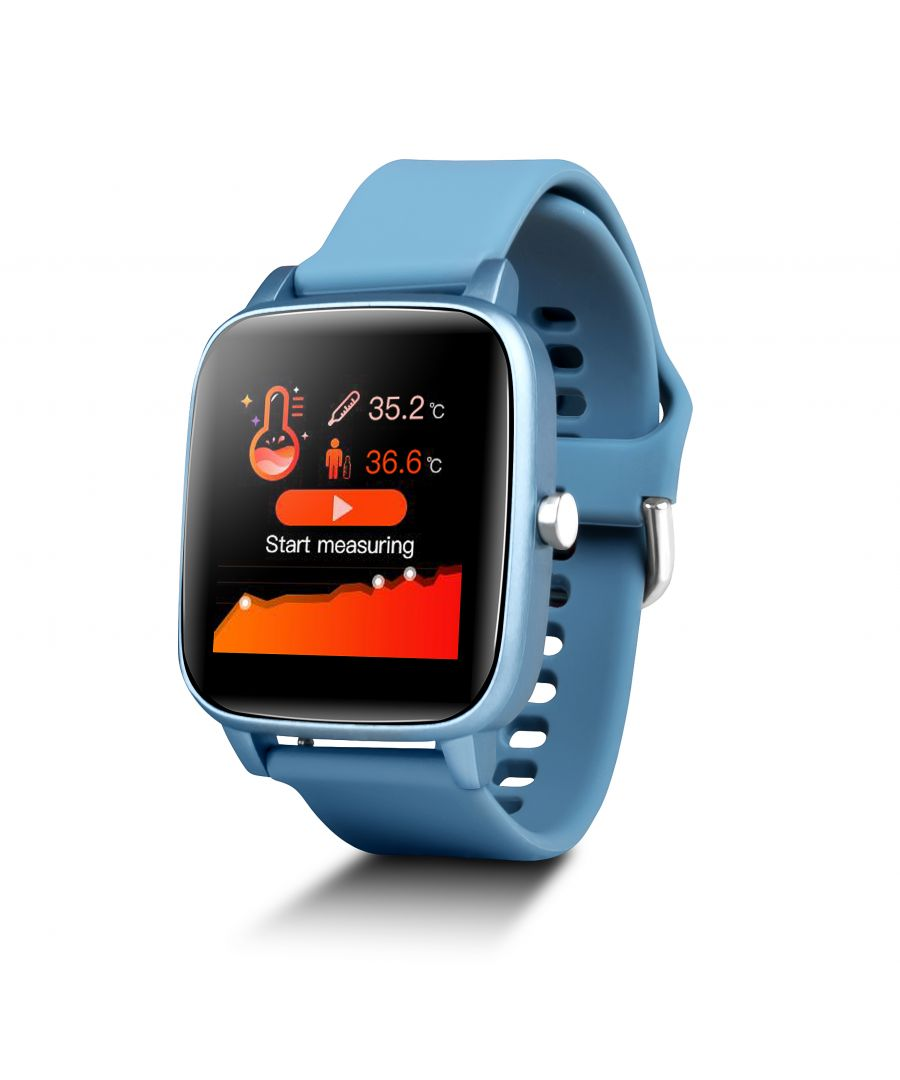 Image for Smartwatch Smartek Sport with Thermometer SW-660 Blue