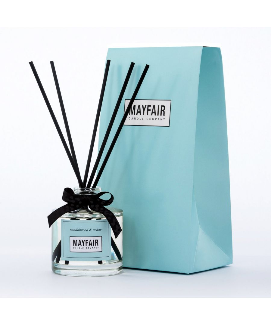 Image for Sandalwood & Cedar Reed Diffuser 200ml