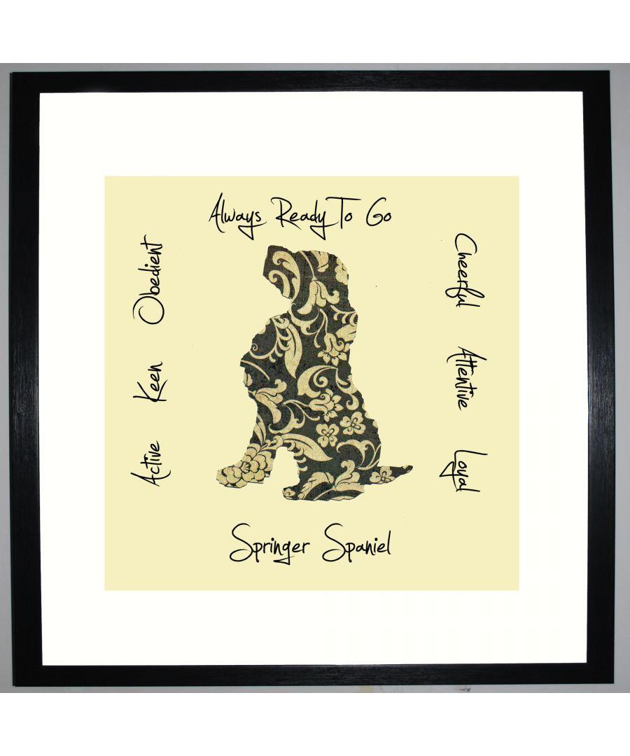 Image for Springer Spaniel - Dog Trait