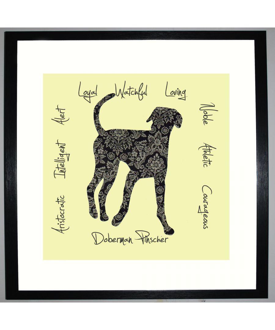 Image for Doberman Pinscher - Dog Trait
