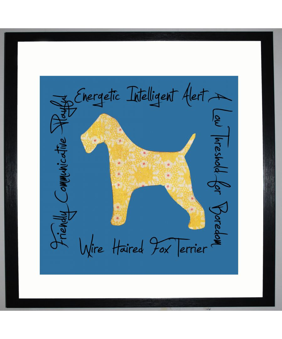 Image for Wire Haired Terrier - Dog Trait