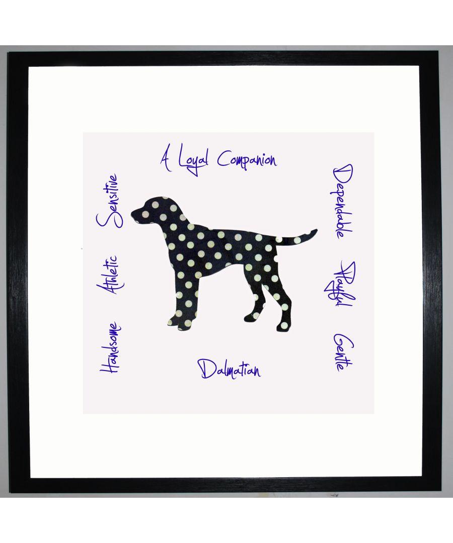 Image for Dalmation - Dog Trait