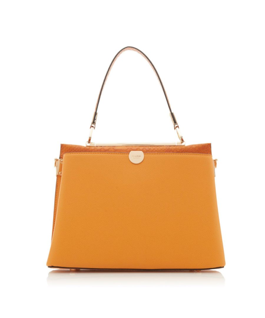 Image for Dune DUCIE Contrast Trim Tote Bag