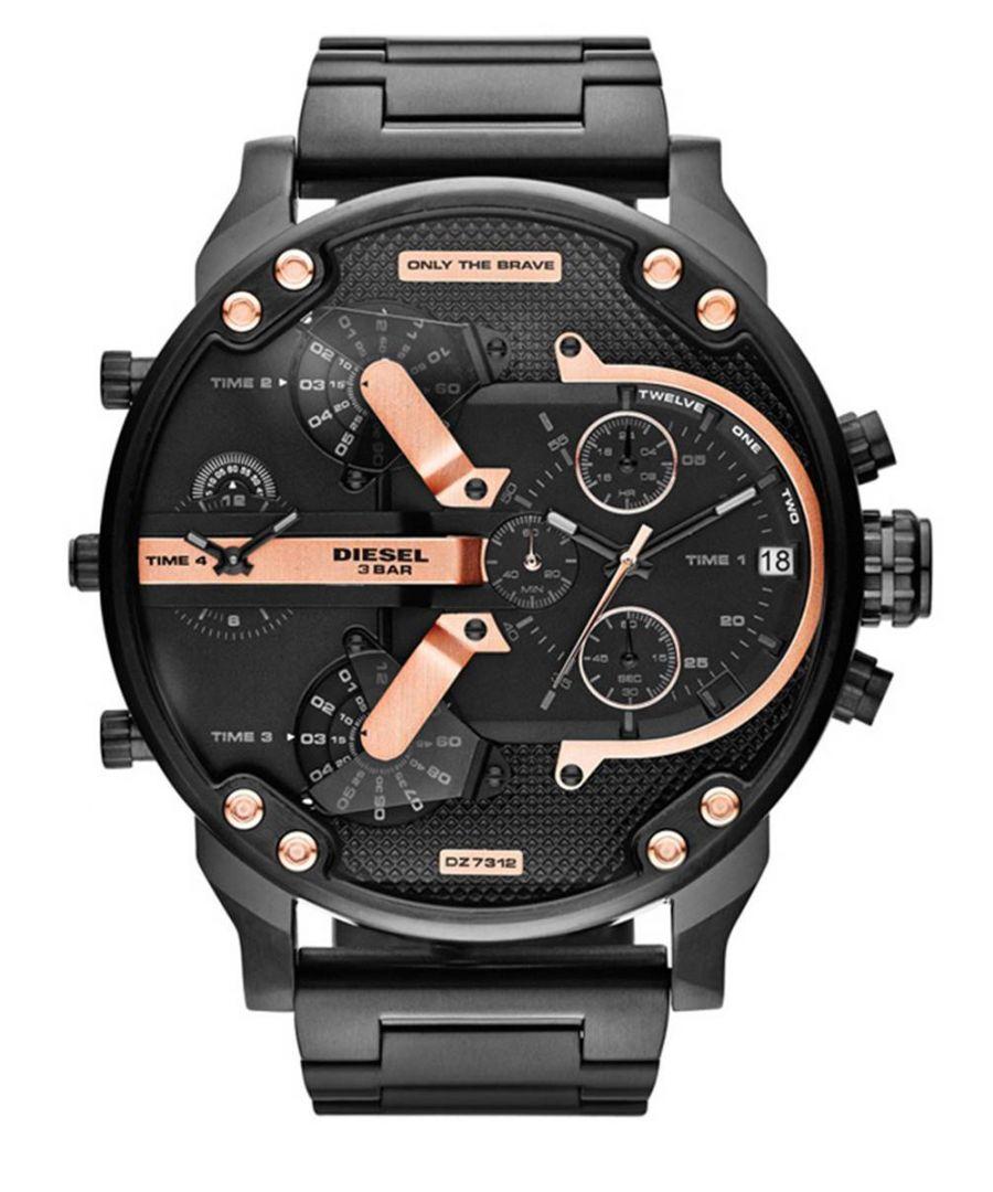 Image for Diesel Men's Daddy 2.0 Chronograph Watch DZ7312