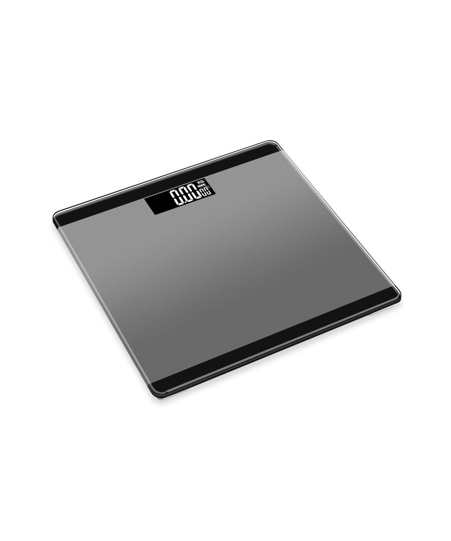 Image for  3 in 1 Digital Bathroom Scale - Space Grey