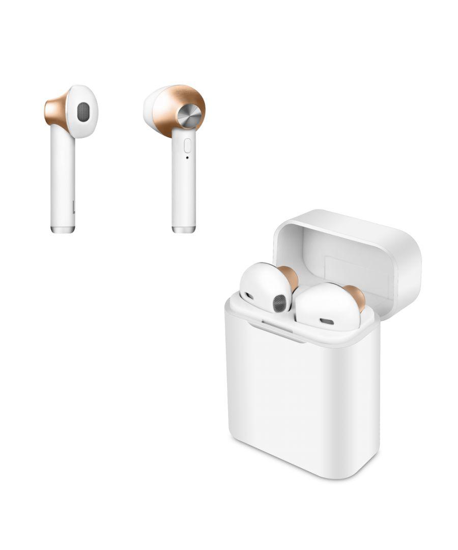 Image for Wireless Headphones Smartek TWS-550 Gold