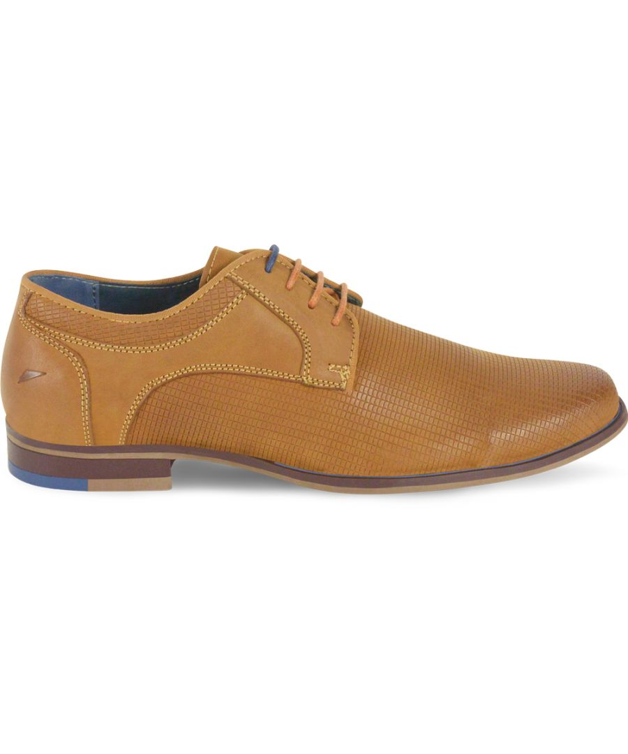 Image for Duke Derby Shoes Tan