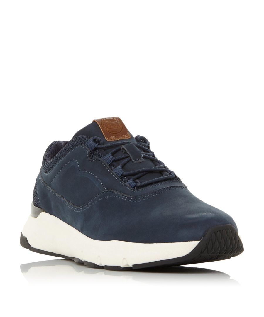 Image for Dune Mens EASY GALAXYY Lace Up Trainer