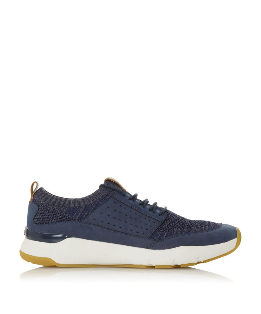 Image for Dune Mens EASY ORION Lace Up Trainers