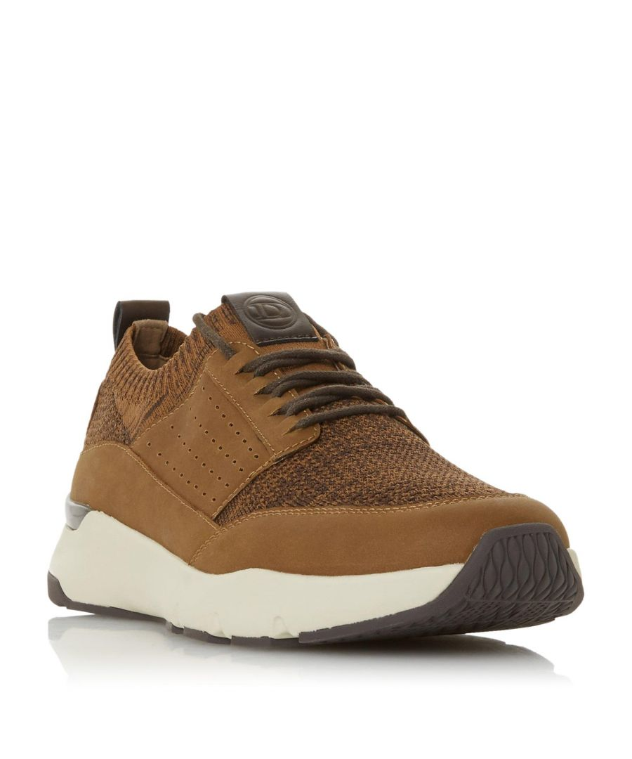 Image for Dune Mens EASY ORION Lace Up Trainer