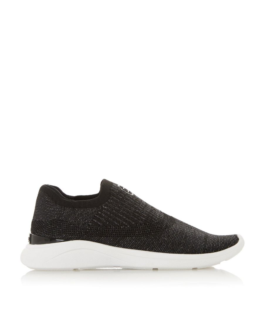 Image for Dune Ladies EASY SLIP ON Knitted Trainers