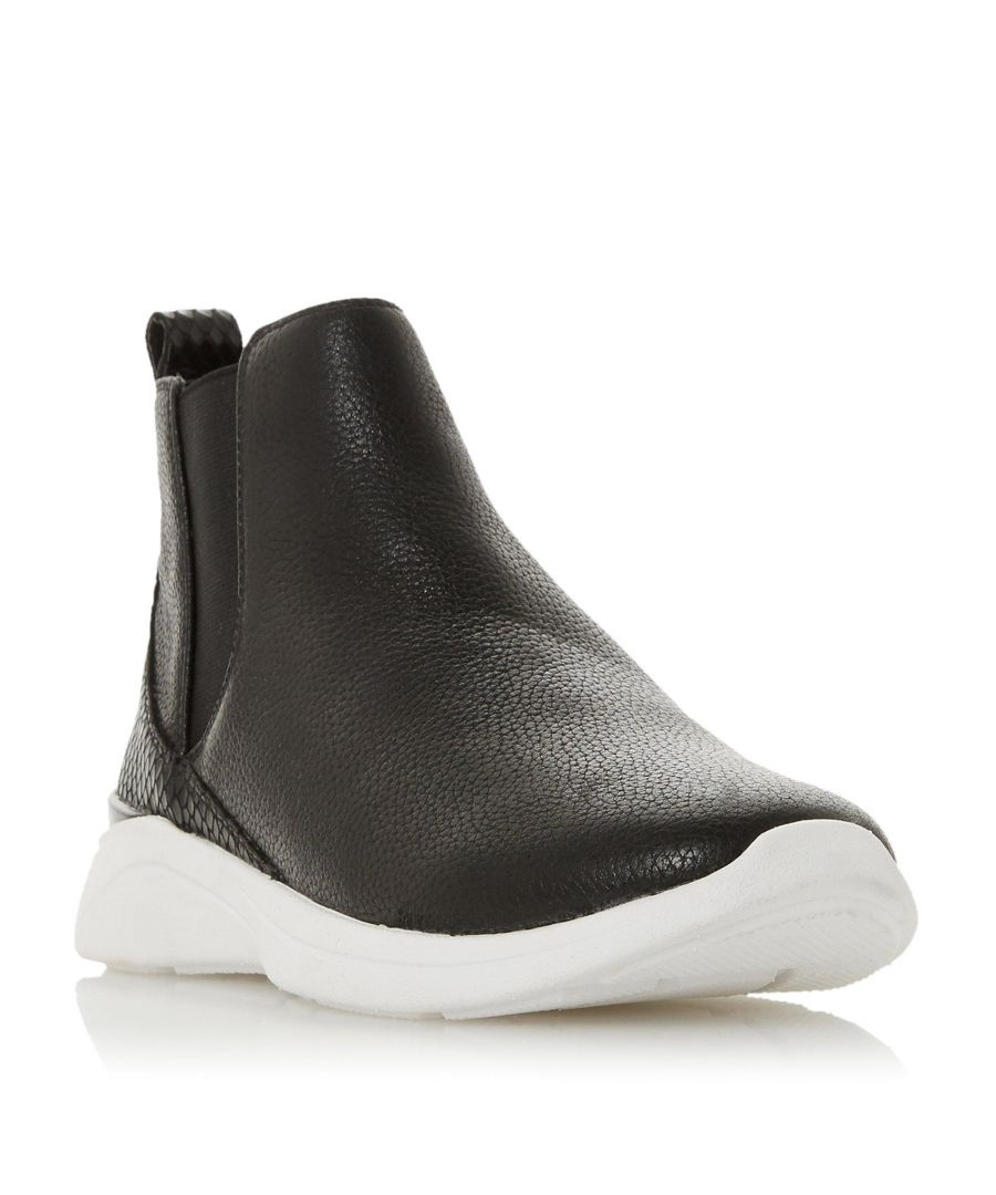 Image for Dune Ladies EASY TRAINER BO Leather High Top Trainer