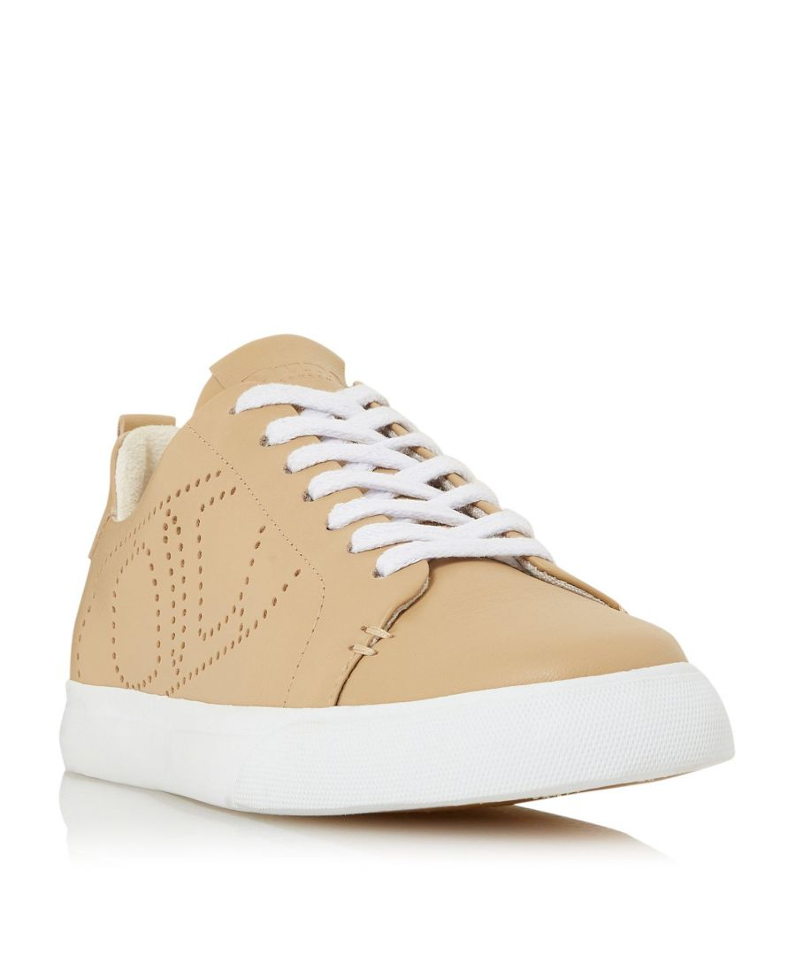 Image for Dune Ladies ECO Sustainable Lace Up Trainer