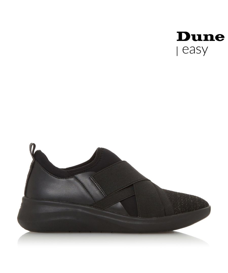Image for Dune Ladies E ELEVATE Slip On Trainers
