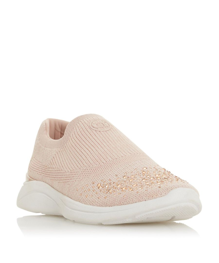 Image for Dune Ladies E ERIKA Knitted Slip on Trainer