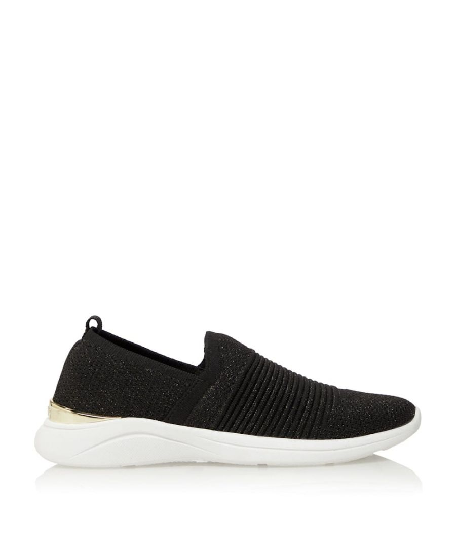 Image for Dune Ladies EILEY Woven Slip-On Trainers