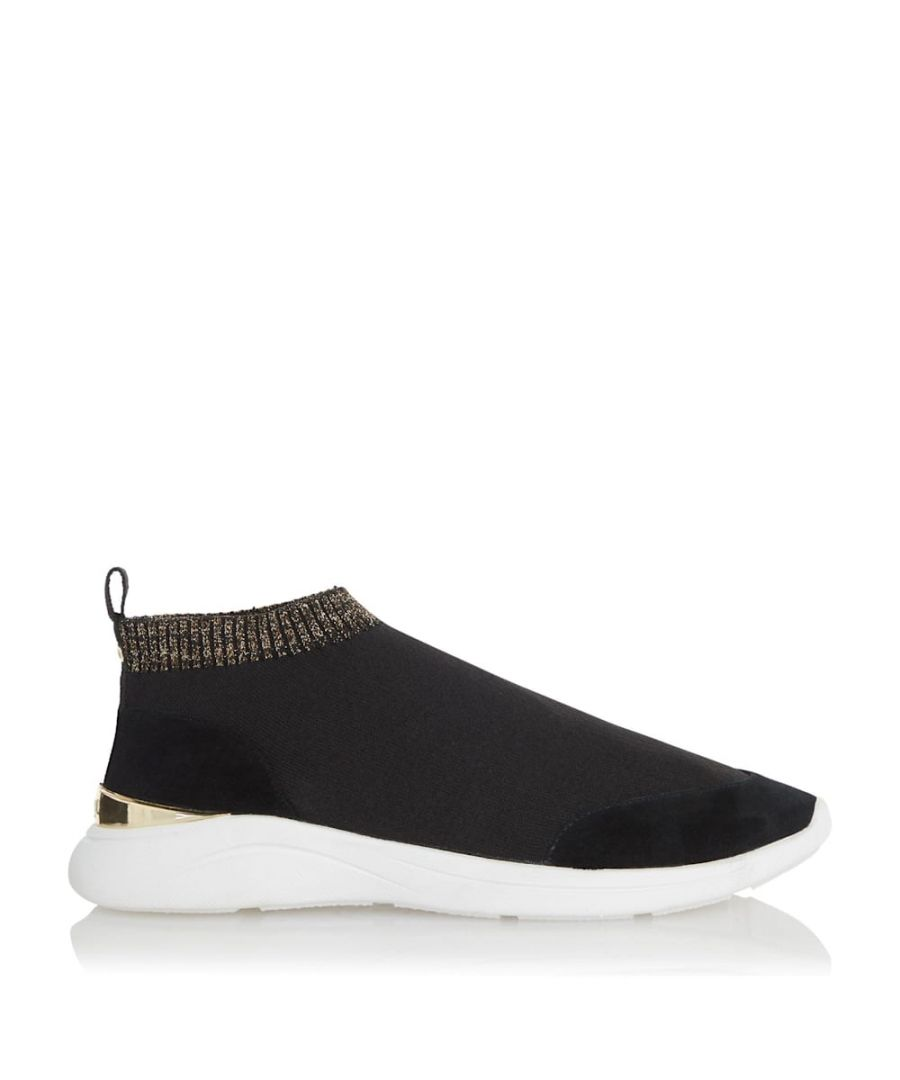 Image for Dune Ladies ELIANNA Mix Material Sock Trainers