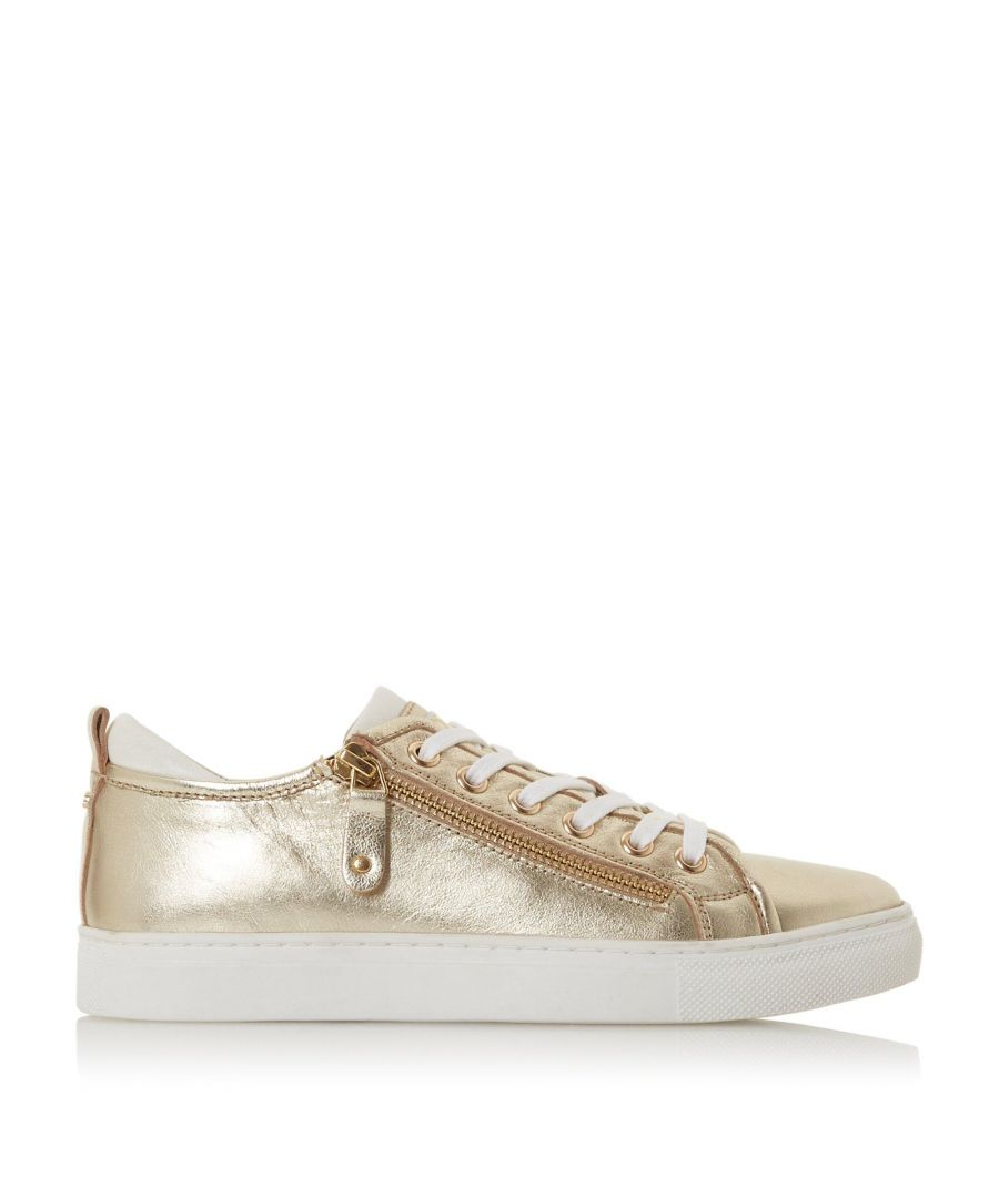 Image for Dune Ladies ELICIA Side Zip Trainers