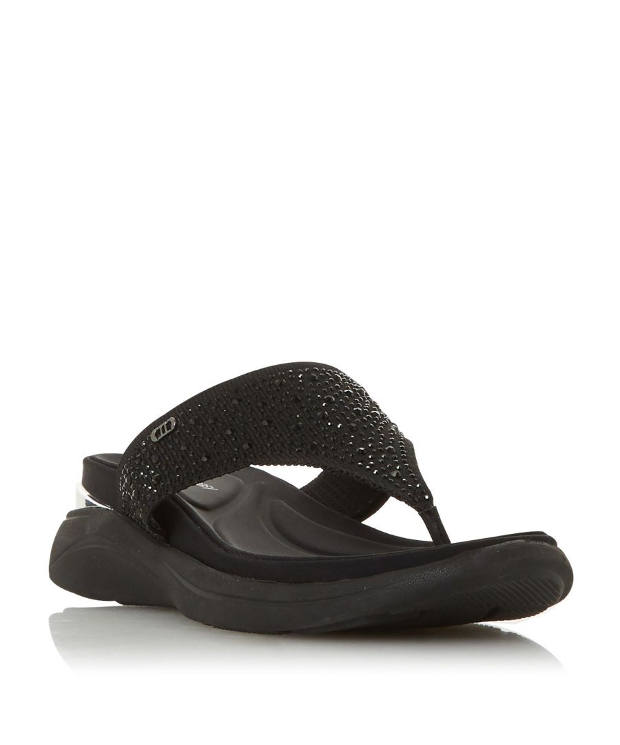 Image for Dune Ladies E LOUISE Toe Post Sandal
