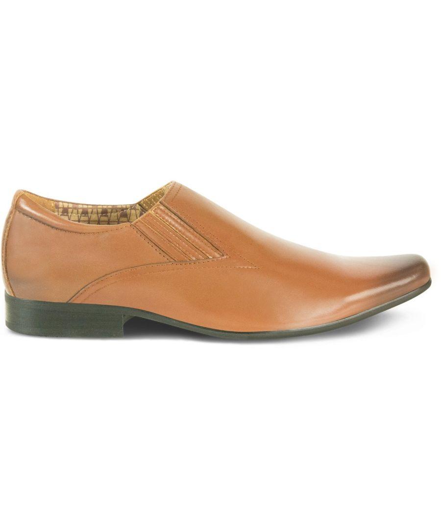 Image for Enzo Slip On Shoe Tan
