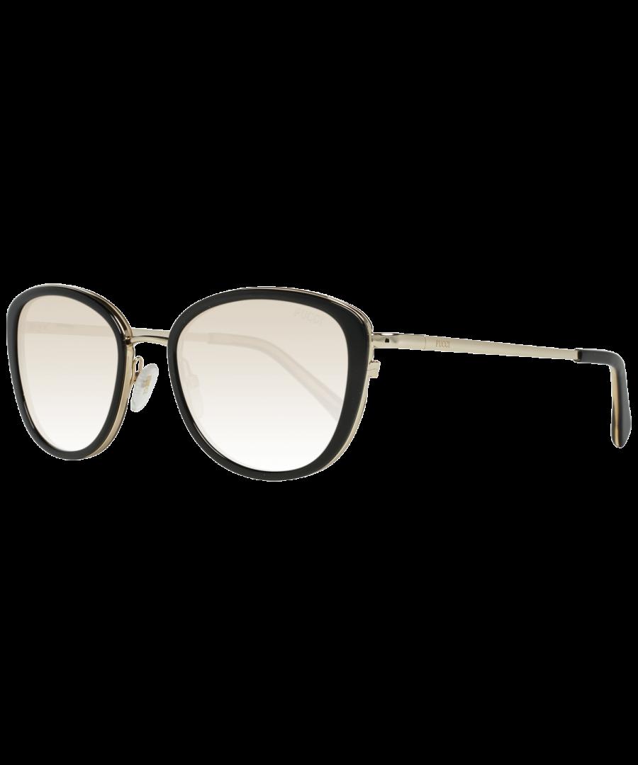 Image for Emilio Pucci Sunglasses EP0047-O 03F 52 Women Black