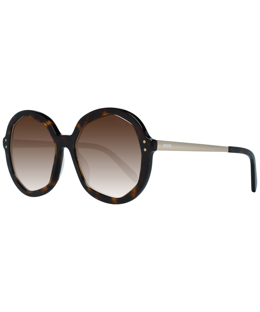 Image for Emilio Pucci Sunglasses EP0086 52G 55 Women Brown
