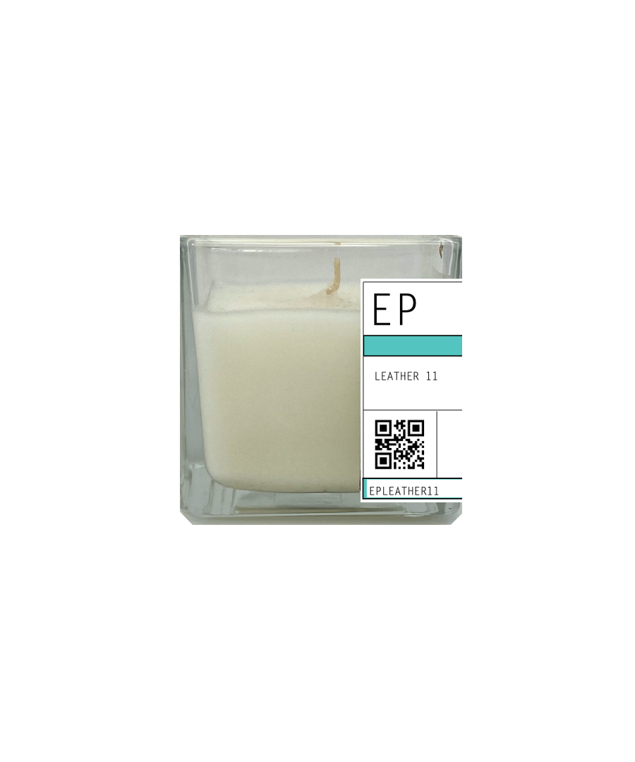 Image for LEATHER 11 30cl Candle
