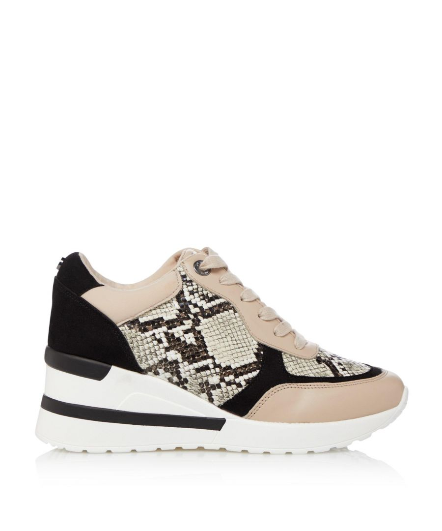 Image for Dune Ladies EQUIPP XX Wedge Trainers