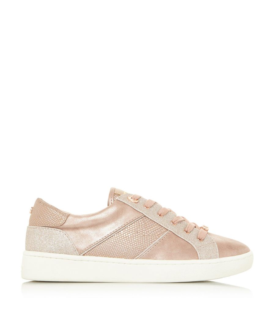 Image for Dune Ladies EVERLEE Panel Trainers