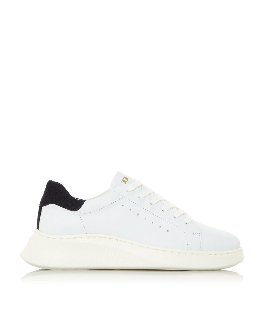 Image for Dune Ladies EVIA Lace Up Trainers